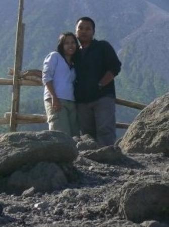 Bilde fra Merapi Volcano