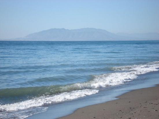 Das Meer in Andalusien - Benajarafe