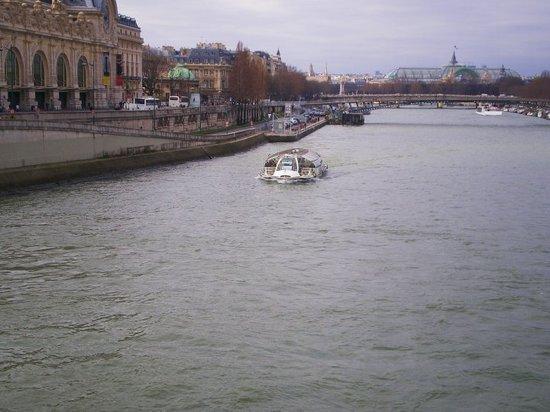 Paris Walks : La seine, Paris (France)