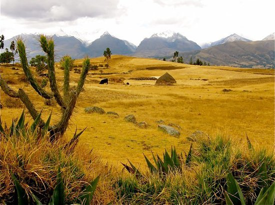 Huaraz, Peru: Cordillera Blanca