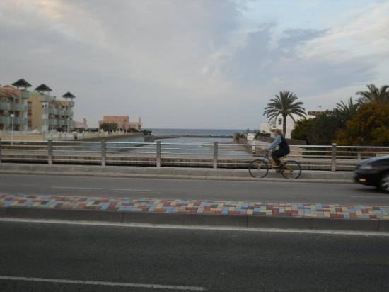 La Manga del Mar Menor, Spanien: Mar Mediterráneo