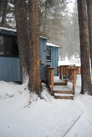 June Lake, Kalifornien: Cabin #4 (2 br)