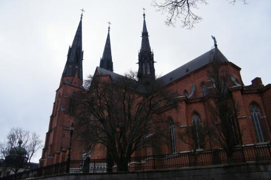 Zdjęcie Katedra w Uppsali