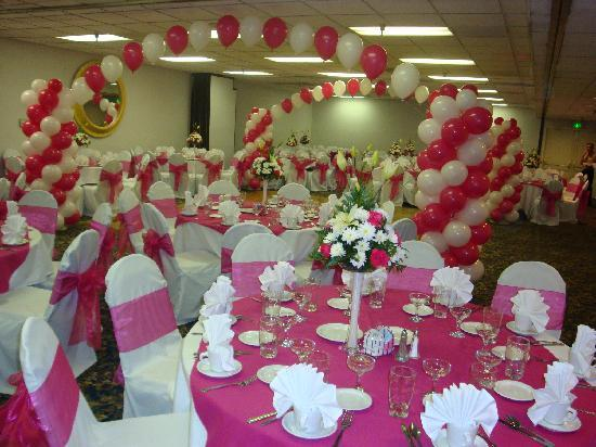 Quality Inn & Suites Montebello: Wedding