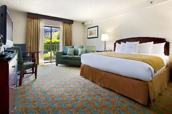DoubleTree by Hilton Hotel Sacramento: Welcome to the DoubleTree Sacramento!