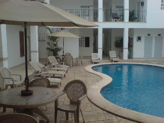 Hotel Maria Jose: la alberca