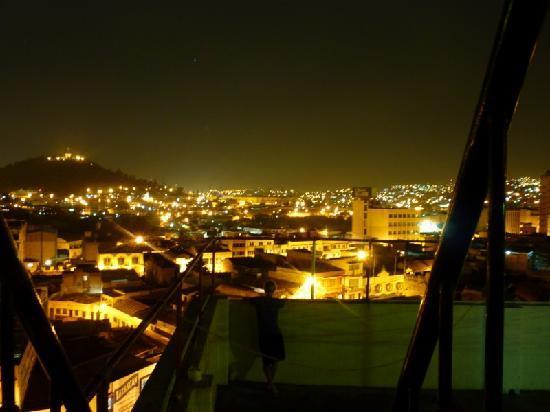 Hotel Granada 2 : Rooftop View