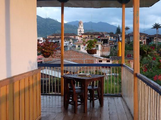 Ciudad de Segorbe Hostel Salento : View from verandah