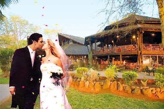 Ol Tukai Lodge: Wedding