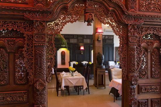 Bougainvillier Hotel: Bougainvillier Restaurant