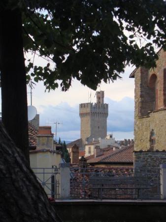 Ареццо, Италия: les toits d'Arezzo...