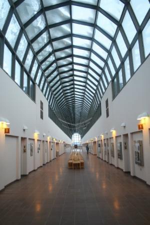 Arktikum: Museo de las tierras del norte