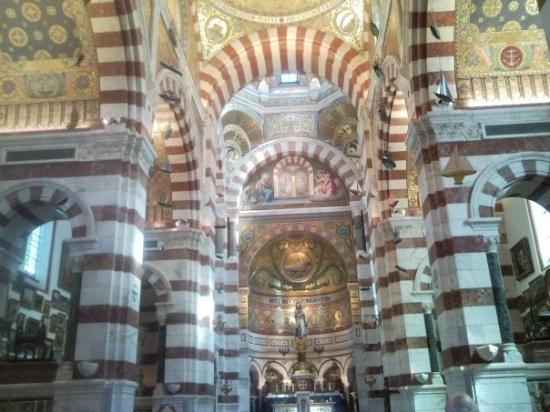 Bilde fra Basilique Notre Dame de la Garde
