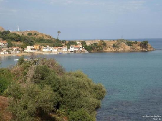 Annaba, Αλγερία: photo de la plage la caroube