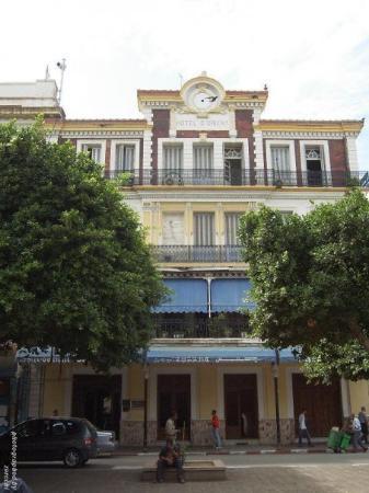 Annaba, Argelia: l'hôtel d'Orient