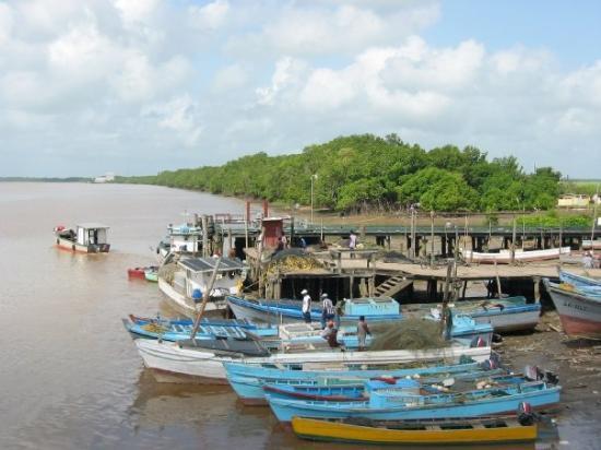 Skeldon, Guyana: Rosignol (Berbice)