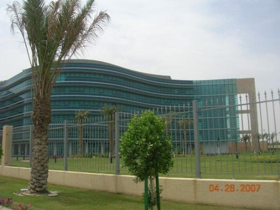Kuwait - National Oil company office - Picture of Kuwait City