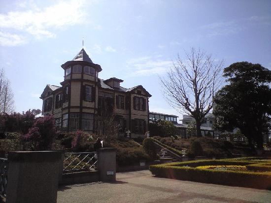 The Home of Diplomat: 外交官の家外観