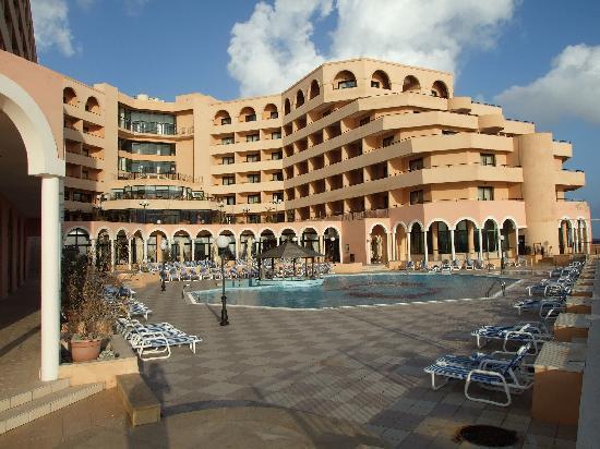 Radisson Blu Resort, Malta St Julian's: Hotel Lido Pools