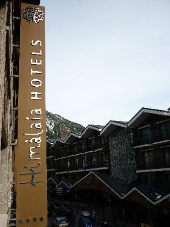 Himalaia Soldeu: the street view