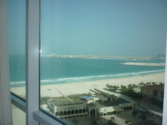 JA Oasis Beach Tower: view from bedroom