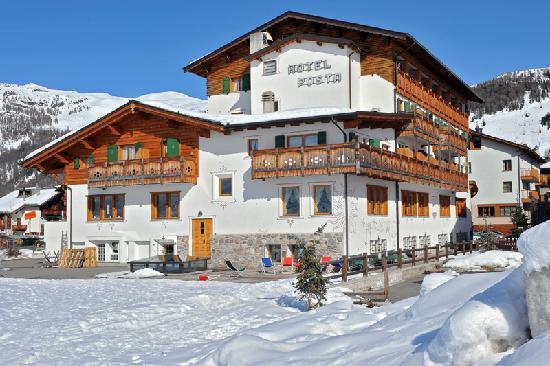 Hotel Posta Livigno Booking