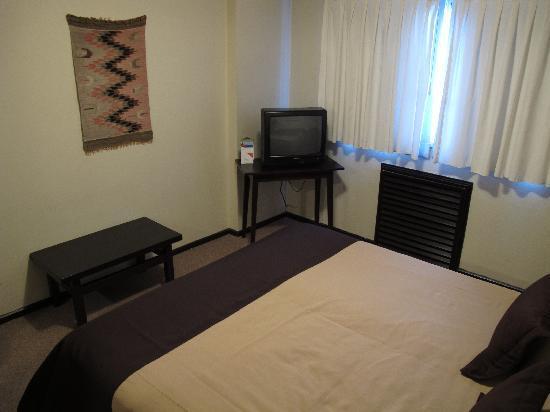 Hotel Carlos V Patagonia Bariloche: Room