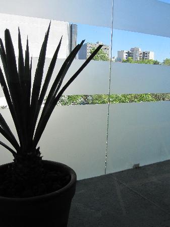 Hotel Habita: Balcony