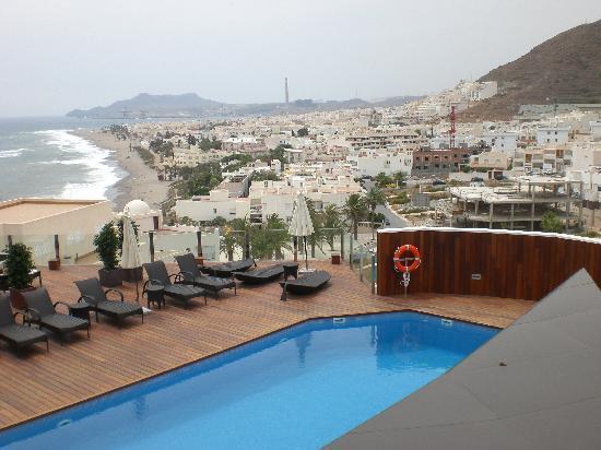 Hotel Valhalla Spa: Vistas desde la terraza