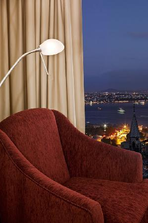 Galateia Residence: Sea View from Superior Bosphorus Apartment