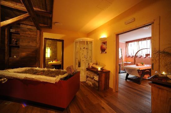 Family & Wellness Hotel Shandranj: Benessere all'Hotel Shandranj