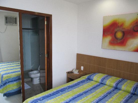 Hotel Praia Linda: Renovated, sea-facing room