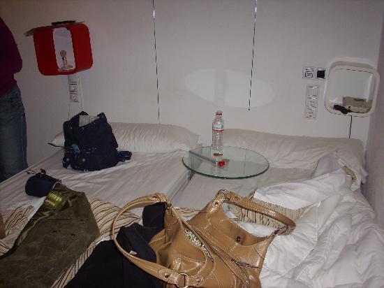 Hospederia Alma Andalusi: habitacion doble