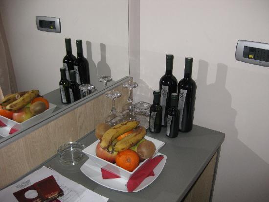 Hotel Vigor : complimentary fruit
