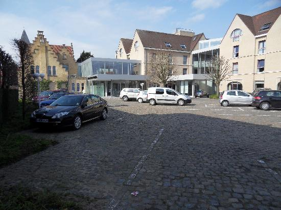 Hotel Ariane with free car park