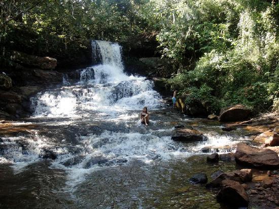 Don Puerto Bemberg Lodge: El salto de Guatambu