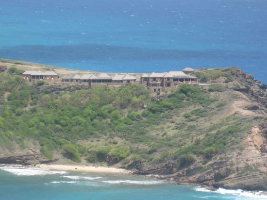 English Harbour, Antigua: Eric Clapton's House