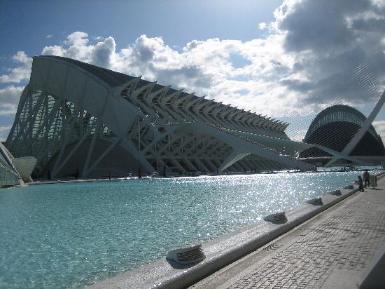 B&B Hotel Valencia Ciudad de las Ciencias: Ciudad de las Artes y las ciencias