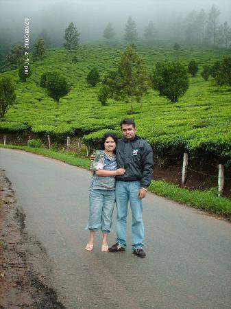 Club Mahindra Munnar: Made me feel like some harry potter location