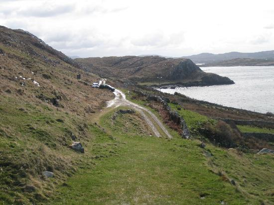 Maol Reidh Hotel : The Letter road!