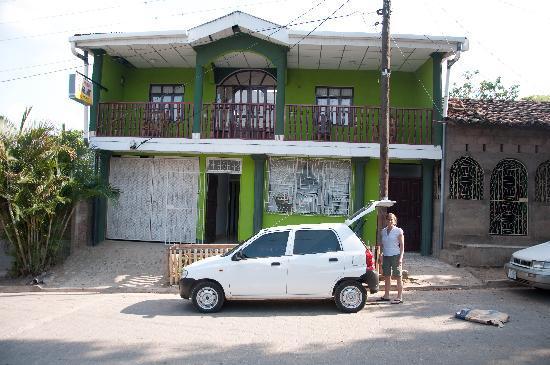 Condega, Nicaragua: Outside