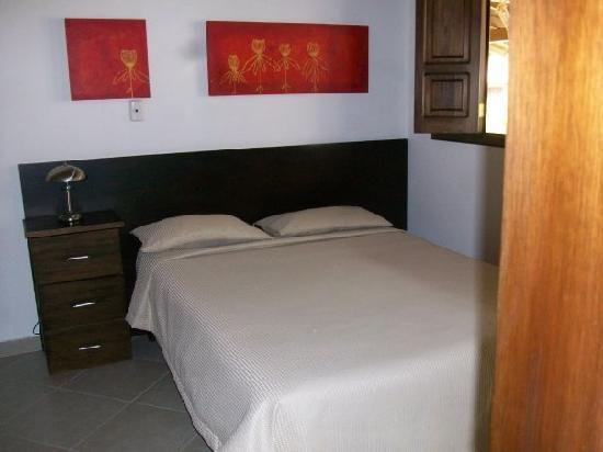 La Ruana Hotel y Fonda: our room
