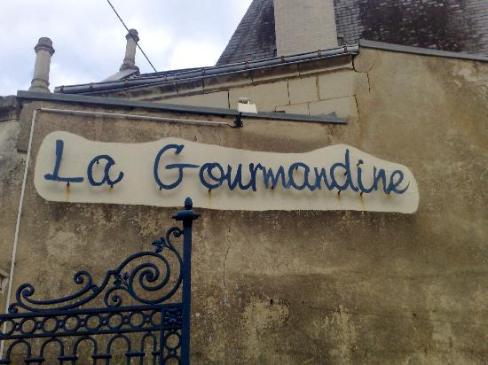 La Gourmandine : Name