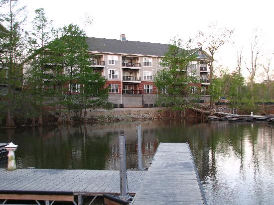 Wyndham Vacation Resort Lake Marion : Wyndham- Lake Marion