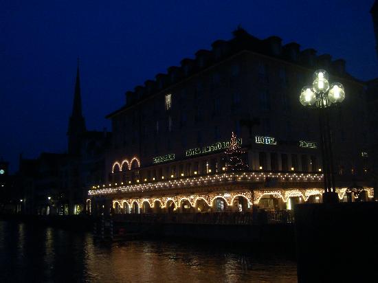 Storchen Zurich: l'albergo