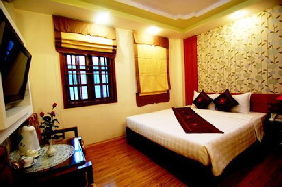 Opera Hotel Hanoi: VietThai Hotel Hanoi- Deluxe double