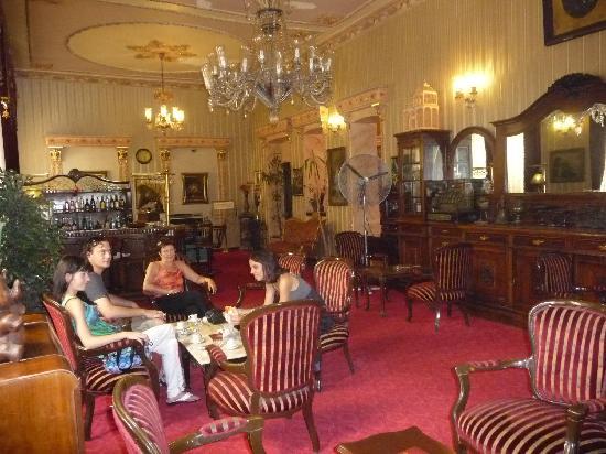 Grand hotel de Londres -lobby