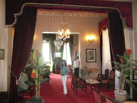 Grand Hotel de Londres: Lobby