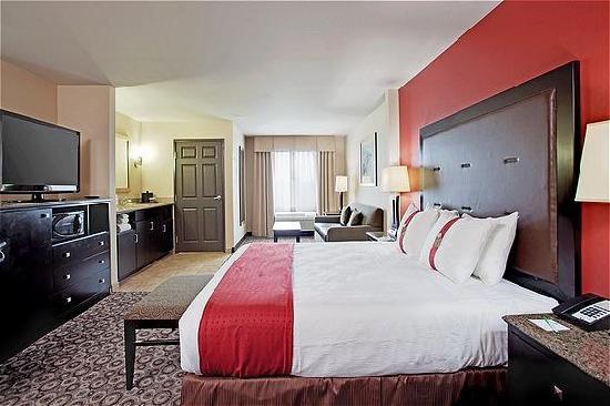 هوليداي إن أوشنسايد بيندليتون آريا: Single King Bed Junior Suite