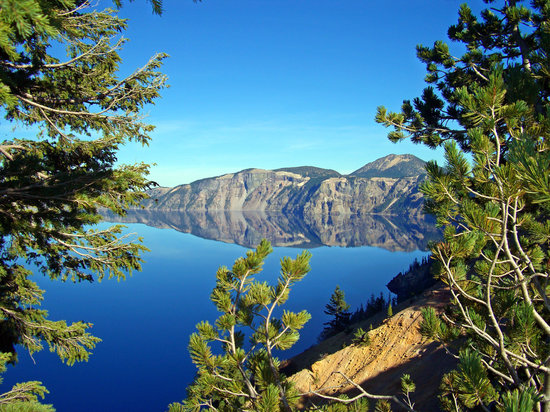 Rim Drive: Crater Lake - Summer
